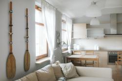 noclegi Gdańsk Blue Buddy - Apartment and the Sea