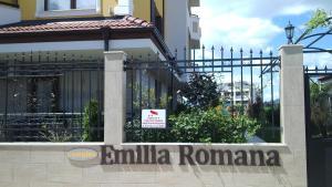 VP Emilia Romana, Apartmanok  Ravda - big - 11