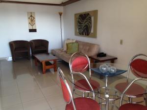 Apartamento Guarujá, Appartamenti  Guarujá - big - 13