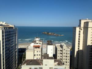 Apartamento Guarujá, Appartamenti  Guarujá - big - 12