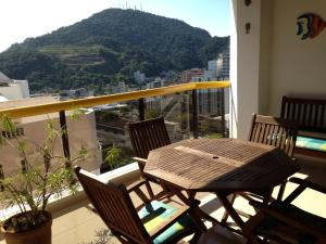 Apartamento Guarujá, Appartamenti  Guarujá - big - 7