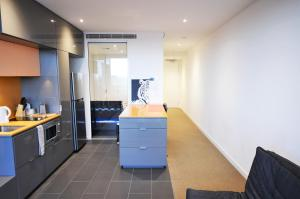 Melbournian Luxury Lifestyle 1BR, Apartments  Melbourne - big - 5