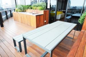 Melbournian Luxury Lifestyle 1BR, Apartments  Melbourne - big - 13