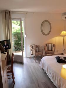 Le Clos Nicolas, Отели  Eugénie-les-Bains - big - 18