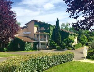 Le Clos Nicolas, Отели  Eugénie-les-Bains - big - 21