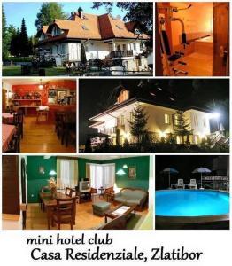 B&B Casa Residenziale - Accommodation - Zlatibor