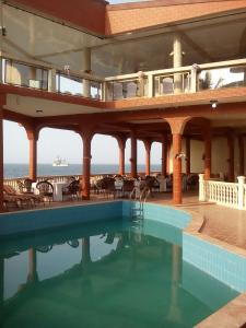 Seaside Suites and Hotel, Hotels  Freetown - big - 51