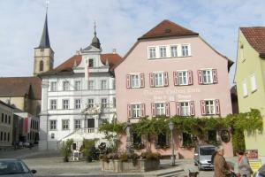 Die Gönothek - Ferienwohnungen, Appartamenti  Iphofen - big - 70