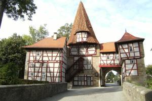 Die Gönothek - Ferienwohnungen, Appartamenti  Iphofen - big - 71