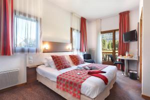 Vacancéole - Résidence Grand Massif - Hotel - Morillon