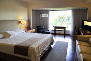 Resort Yacht Y Golf Club Paraguayo, Отели  Асунсьон - big - 37
