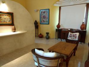 Casa Quetzal Boutique Hotel, Hotels  Valladolid - big - 43