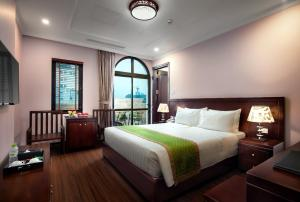 Binh Anh Hotel Hanoi, Szállodák  Hanoi - big - 1