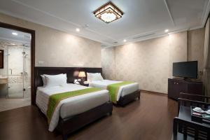 Binh Anh Hotel Hanoi, Hotely  Hanoj - big - 28