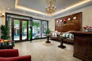 Binh Anh Hotel Hanoi, Szállodák  Hanoi - big - 21