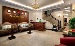 Binh Anh Hotel Hanoi, Szállodák  Hanoi - big - 22