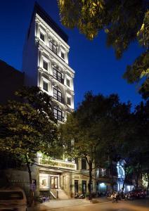 Binh Anh Hotel Hanoi, Szállodák  Hanoi - big - 23