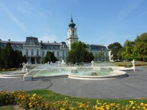 Ilona Kis Kastély Panzió, Guest houses  Keszthely - big - 50