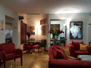 Casa Echavarria Boutique Hotel, Hotel  San José - big - 46