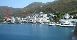 Georgia Studios Amorgos Greece