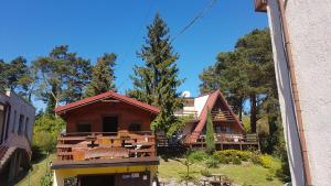 Cafe Laguna Pokoje