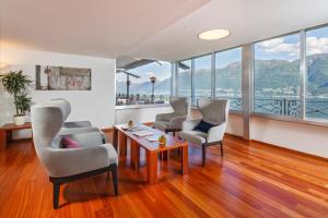 Casa Berno Swiss Quality Hotel, Отели  Аскона - big - 11