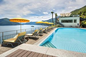 Casa Berno Swiss Quality Hotel, Отели  Аскона - big - 40