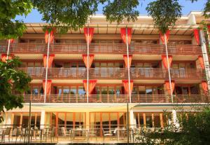 Bio Thermalhotel Falkenhof, Hotely  Bad Füssing - big - 29