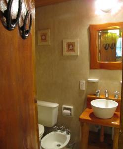 Loma Escondida Apart Cabañas & Spa, Turistaházak  Villa Gesell - big - 8