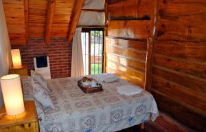 Loma Escondida Apart Cabañas & Spa, Turistaházak  Villa Gesell - big - 6