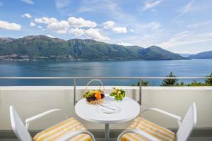 Casa Berno Swiss Quality Hotel, Отели  Аскона - big - 2