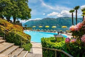 Casa Berno Swiss Quality Hotel, Отели  Аскона - big - 26