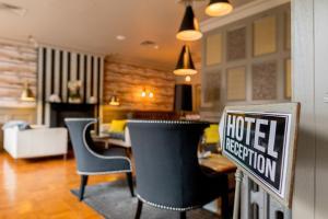 Kilkenny Inn, Szállodák  Kilkenny - big - 34