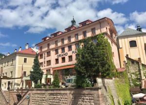 obrázek - Hotel & Penzión Grand Matej