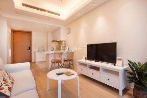 Tieshimen Suyue Apartment, Appartamenti  Suzhou - big - 18