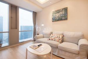 Tieshimen Suyue Apartment, Appartamenti  Suzhou - big - 20