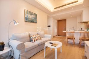 Tieshimen Suyue Apartment, Appartamenti  Suzhou - big - 21