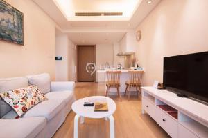 Tieshimen Suyue Apartment, Appartamenti  Suzhou - big - 22