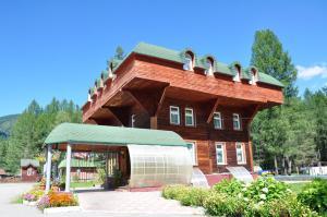 Гостиницы Тюгурюка