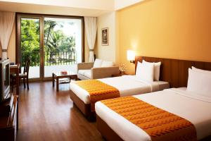 Cidade De Goa, Resorts  Panaji - big - 42