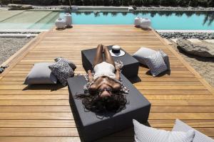 Portes Suites & Villas Mykonos, Aparthotely  Glastros - big - 51