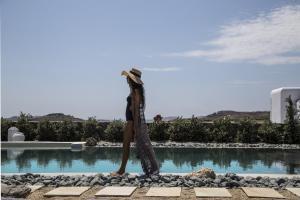 Portes Suites & Villas Mykonos, Aparthotely  Glastros - big - 32