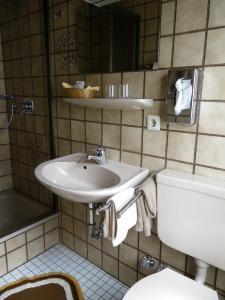 Gasthof zur Hochheide, Guest houses  Winterberg - big - 6