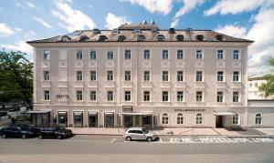 am Mirabellplatz, Pension in Salzburg