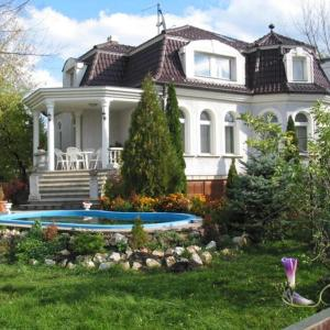 Penzion Villa Gárdéna Gárdony Gárdony Maďarsko