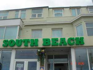 South Beach Promenade Bed & Breakfast, Pensionen  Blackpool - big - 1