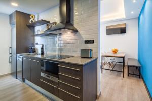 Habitat Apartments Cool Jazz, Апартаменты  Барселона - big - 41