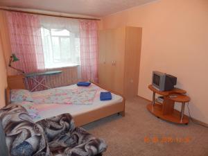 Apartment on Kommunisticheskaya 33