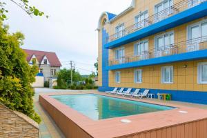 Idilia Hotel - Dzhubka