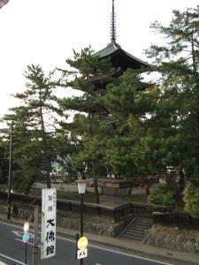 Accommodation in Nara